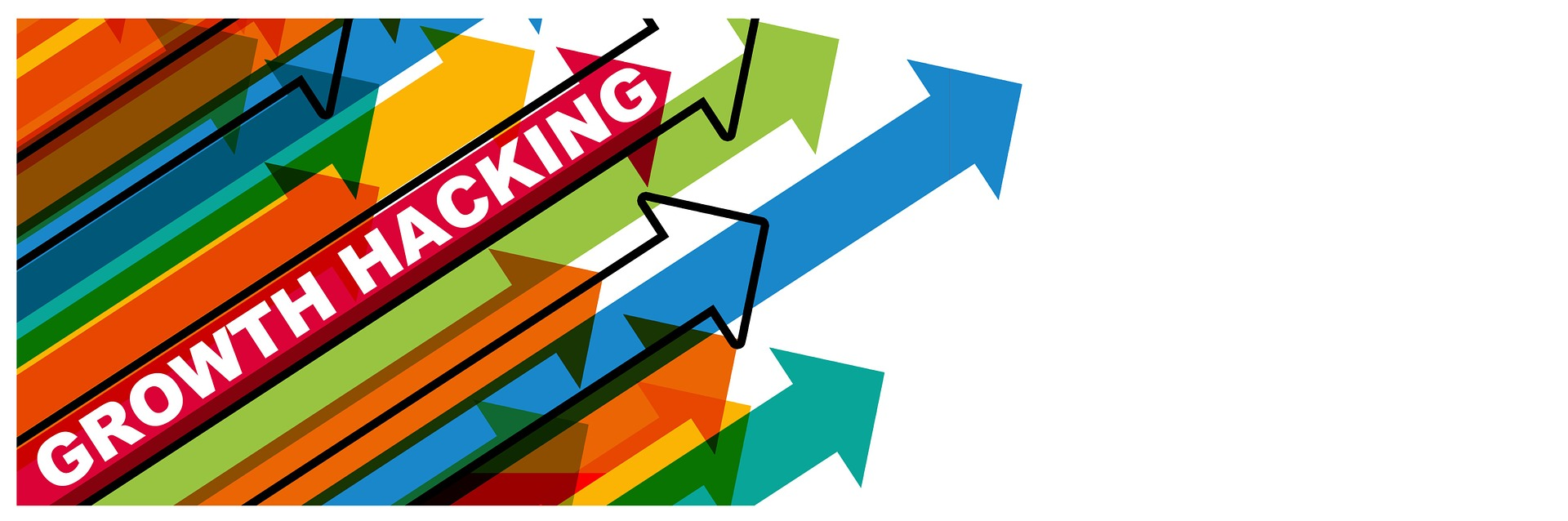 growth hacking arrows