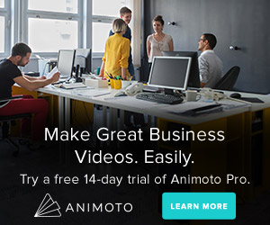 animoto free trial