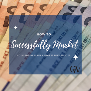 how to market business shoestring budget